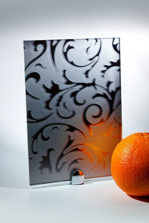 """Зеркало """"Барокко"""" матовое графит Гомель"""