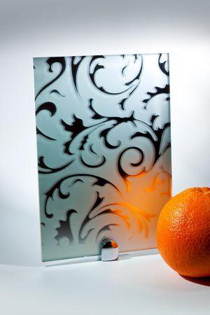 "Зеркало ""Барокко"" матовое серебро Гомель"