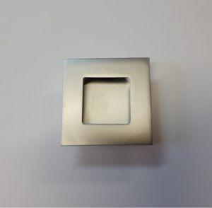 Ручка квадратная Серебро матовое Гомель