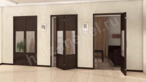 Двери гармошка Гомель