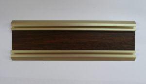 Направляющая нижняя для шкафа-купе ламинированная Гомель
