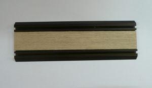 Направляющая нижняя для шкафа-купе вкладка шпон Гомель