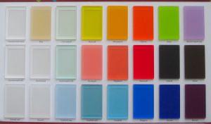 Акриловое стекло матовое для радиусных шкафов-купе и радиусных межкомнатных перегородок Гомель