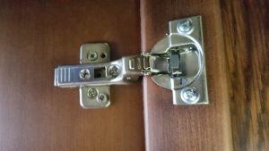 Петля для распашной двери с доводчиком Гомель