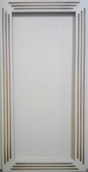 Рамочный фасад с фрезеровкой 2 категории сложности Гомель