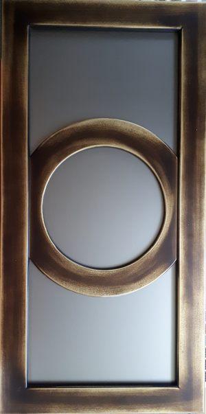 Рамочный фасад с радиусными элементами 4 категории сложности Гомель