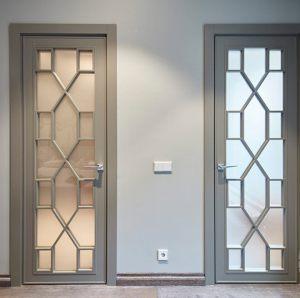 Двери с филенкой Гомель