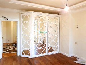 Двери с фигурной филенкой, эмаль Гомель